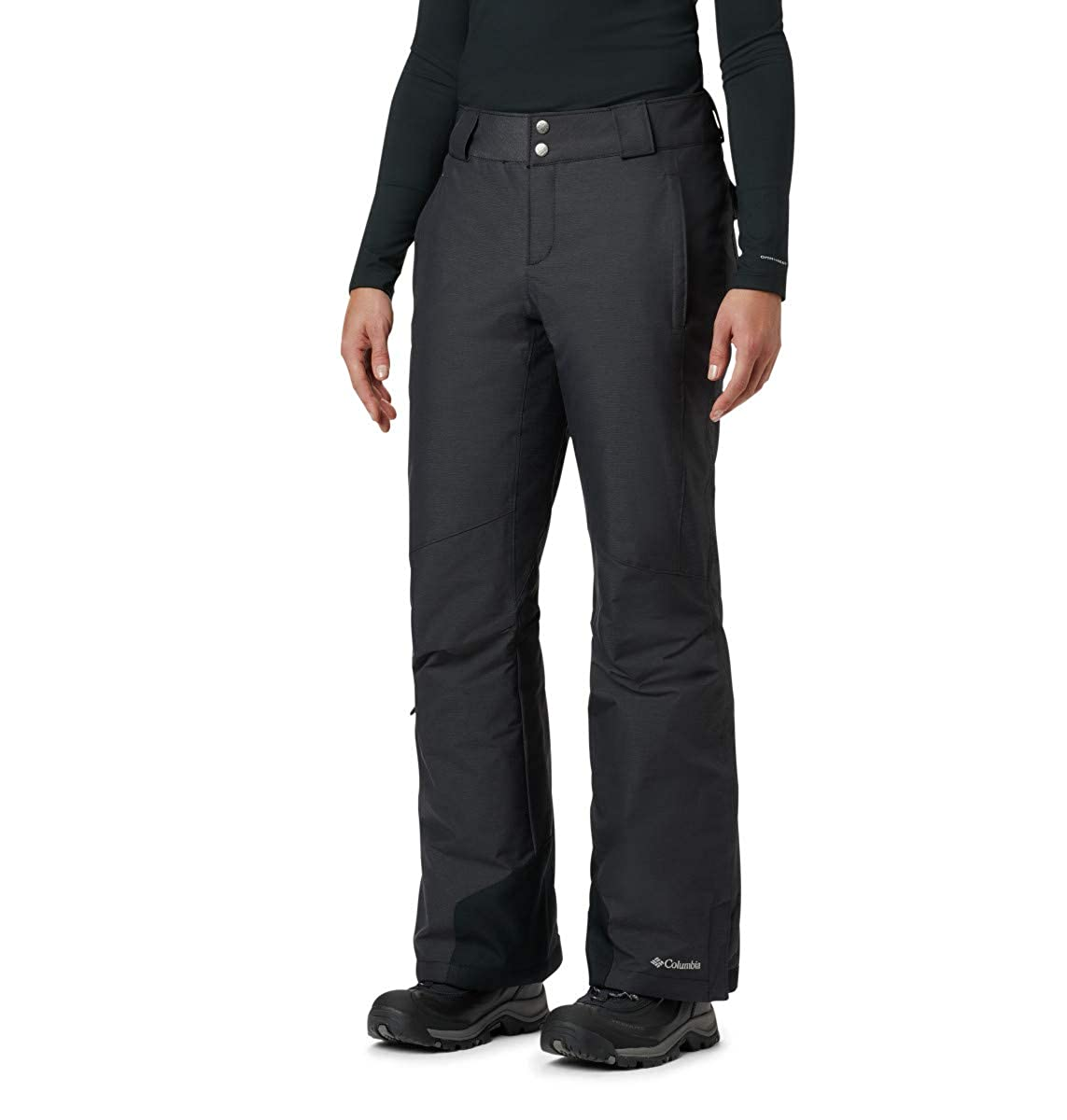 Columbia Women's Plus Size Bugaboo Omni-Heat Pants