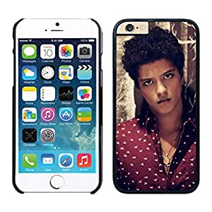 New Unique Designed Cover Case For iphone 6 Plus 5.5 Inch With Bruno Mars (3) iphone 6 plus Black 5.5 TPU inch Phone Case 068