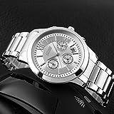 SKMEI Men's Luxury Analog Quartz Watch Minimalist
