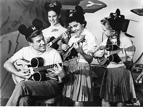 ANNETTE FUNICELLO MICKEY MOUSE CLUB 8X10