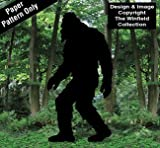Arts & Crafts : Bigfoot Woodcraft Pattern