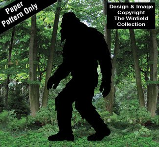 - Bigfoot Woodcraft Pattern