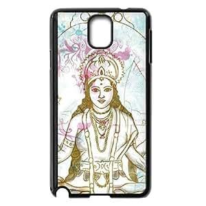 Meditation Samsung Galaxy Note 3 Cell Phone Case Black DIY gift pp001-6349844
