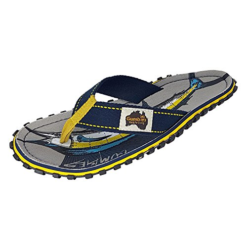 Islander Flops Fish Gumbies Flip Men's Sail Canvas zqxWpWBd