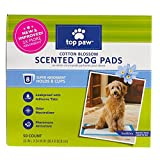 *Top Paw Scented Dog Pads-50 Count-1 Pack