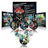 Shaun T CIZE Dance Workout Base Kit - 6 DVD