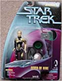 """5"""" Seven of Nine Action Figure As Featured in the Star Trek: Voyager From the Episode """"The Gift"""" - Warp Factor Series 5"""