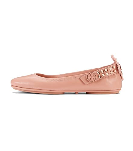 Inexpensive Cheap Price Tory Burch Minnie embellished two Sale Pre Order Discount Purchase Online BHG722