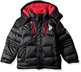 U.S. Polo Assn. Boys' Bubble Jacket (More Styles Available)
