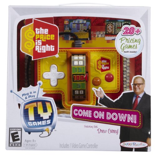 Price is Right TV Game by TV Games