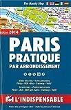 Plan de Paris par Arondissement, Atlas Indispensable, 2707202398