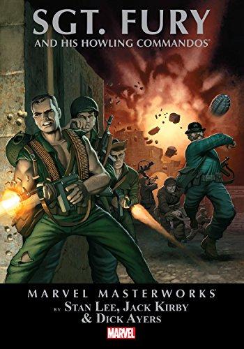 Sgt. Fury Masterworks Vol. 1 (Sgt. Fury and His Howling Commandos (1963-1974))