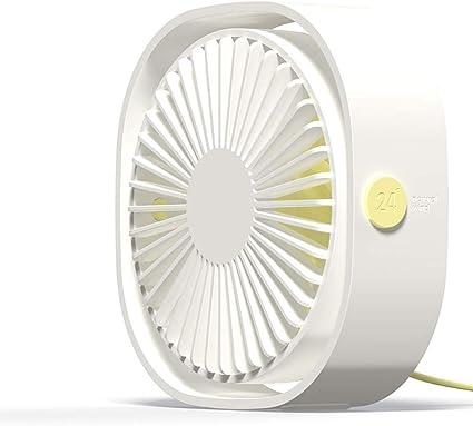 Mini Ventilador de Aire Acondicionado de Escritorio, Ventilador de ...