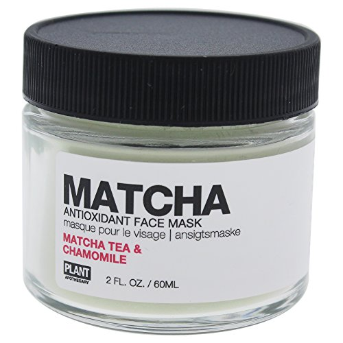 Matcha Antioxidant Face Mask - Matcha Tea & Chamomile by PLA