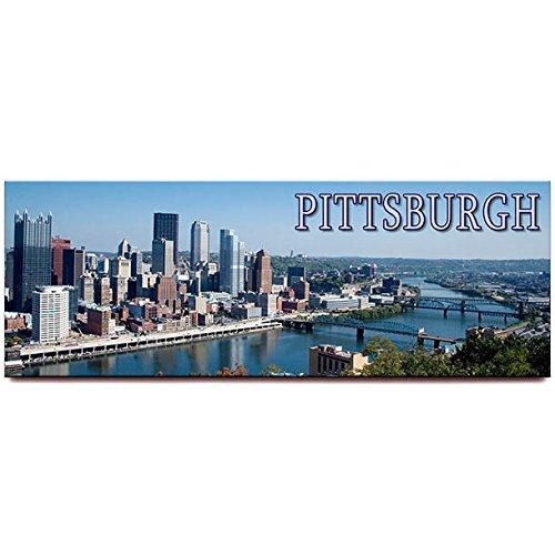 pittsburgh fridge magnets - 4