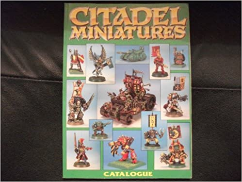 Citadel Miniatures Catalogue: Section 3