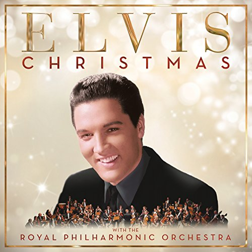 Album Art for Christmas With The Royal Philharmonic Orchestra by ELVIS PRESLEY