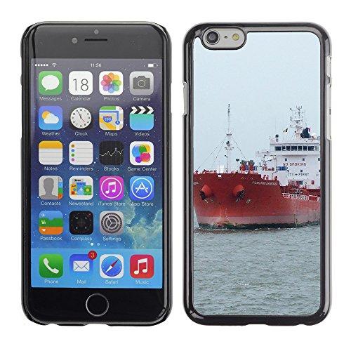 """Premio Sottile Slim Cassa Custodia Case Cover Shell // F00008489 bateau // Apple iPhone 6 6S 6G 4.7"""""""