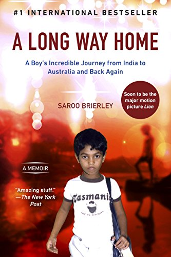 A Long Way Home: A Memoir by [Brierley, Saroo]