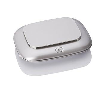 Purificador compacto, purificador de aire iónico silencioso e ionizador para evitar alérgenos, polen del