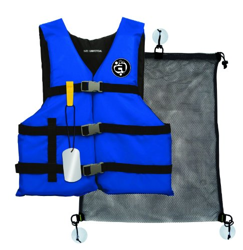 AIRHEAD SUP Coast Guard Kit, Deluxe