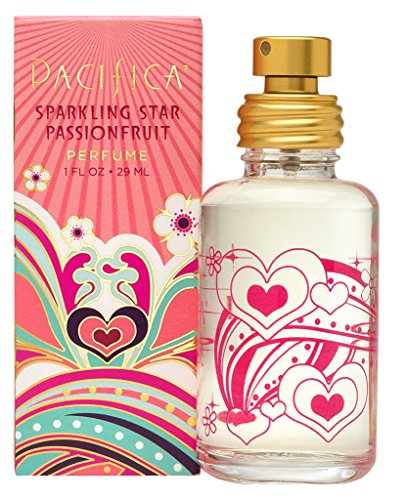 Sugared Passion Fruit (Pacifica Sparkling Star Passionfruit Perfume Spray)