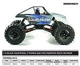 DANCHEE RidgeRock - 4WD Electric Rock Crawler