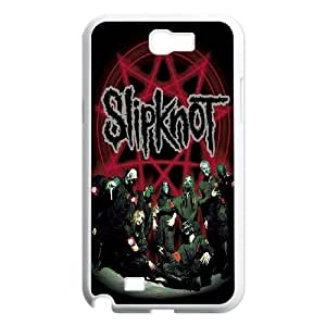 Samsung Galaxy Note 2 N7100 Phone Cases White Slipknot BOK477496