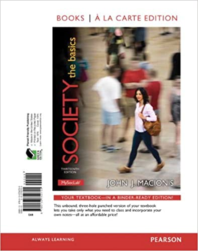 CONTEMPORARY SOCIETY EDITION 13TH PDF DOWNLOAD
