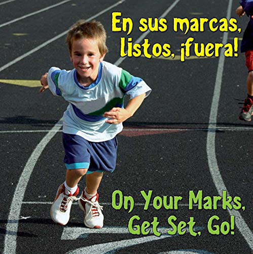 En sus marcas, listos, fuera!: On Your Mark, Get Set, Go! (Things That Go Board Books) pdf