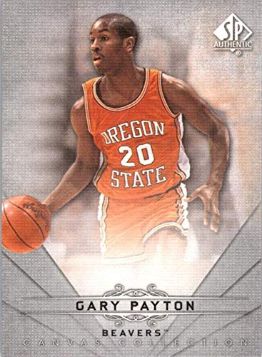 22e04cfef3f Image Unavailable. Image not available for. Color: Gary Payton Basketball  Card (Oregon State Beavers) 2013 ...