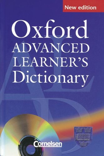 Oxford Advanced Learner's Dictionary - 7th Edition: Das große Oxford Wörterbuch mit Exam Trainer