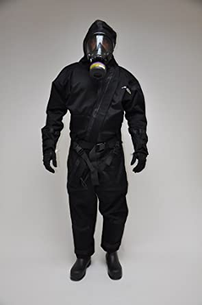Amazon.com: Radiación demron Full Body Suit Talla XL ...