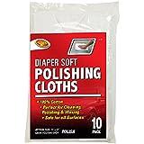 Detailer's Choice 2-10 Diaper Soft Polishing Cloth - 10-Pack