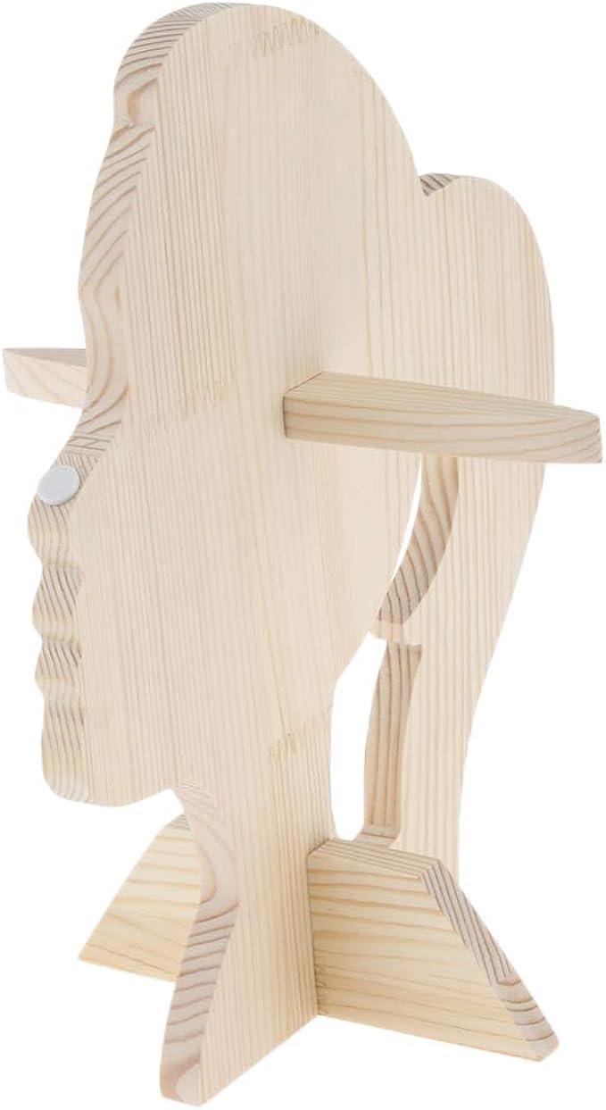 Brillenständer Brillendisplay Brillen Brillenhalter Natur Holz
