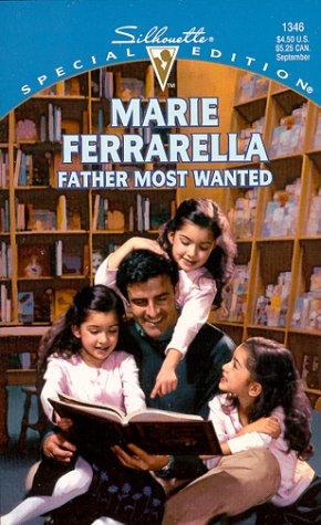 book cover of Father Most Wanted