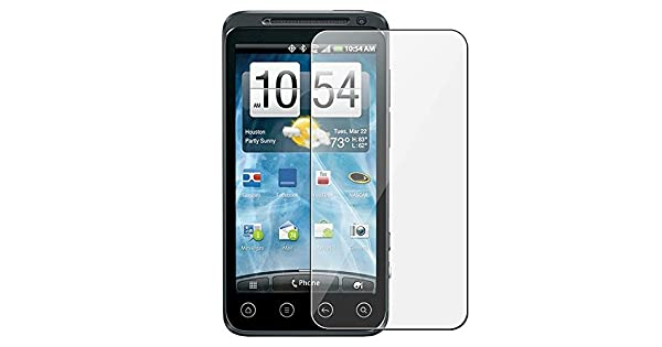 Amazon.com: Protector de pantalla para HTC EVO 3D PG86100 ...