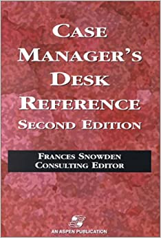 Book Case Manager's Desk Reference