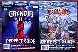 2x Versus Books Grandia II (PS2) Official Strategy Guide Vol 35 & Grandia Xtreme Perfect Guide Vol 44 (Versus Perfect Guide)