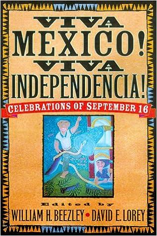 Amazon viva mexico viva la independencia celebrations of viva mexico viva la independencia celebrations of september 16 latin american silhouettes fandeluxe Gallery
