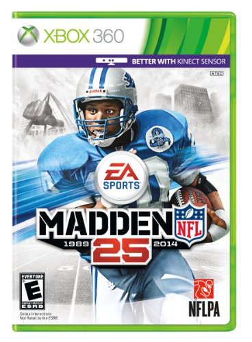 Madden NFL 25 - Xbox 360 by EA Sports