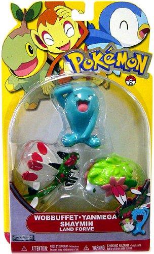Jakks Pokemon Diamond and Pearl Series 14 Basic Figure 3-...