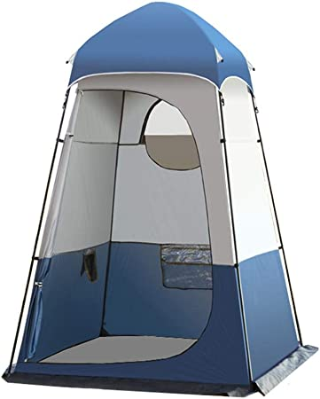 Camping Toilet Tent Pop Up Shower Outdoor Privacy Changing Dress Storage Room UK