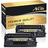Arcon 2PK Compatible for HP 87A CF287A 87X Toner Cartridge HP laserjet M506 M506n M506dn HP LaserJet Enterprise M506dn M506N M506X M506 Laserjet MFP M527Dn M527Z M527F Laserjet Pro M501dn M501 Printer