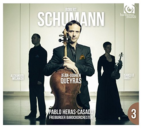 Schumann : les enregistrements sur instruments d'époque 51RPZlL117L
