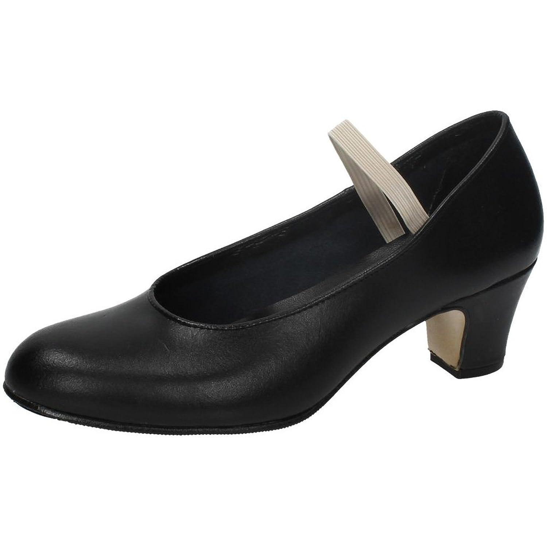 CALZADOS MALACA Zapato - Malaca 10 Flamenca Profesional Negro, Talla: 25