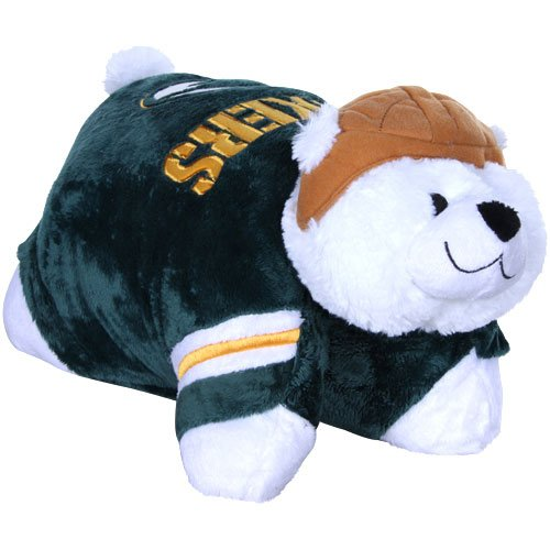 Fabrique Innovations NFL Pillow Pet , Green Bay Packers, Large