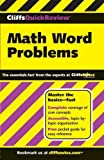 img - for CliffsQuickReview Math Word Problems (Cliffs Quick Review (Paperback)) by Karen Anglin (2004-04-30) book / textbook / text book