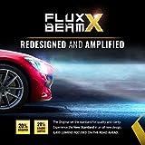 OPT7 Fluxbeam X H11 LED Headlight Bulbs - TIPM Resistors Kit - 60w 8,400Lm 6K Daytime White CREE - All Bulb Sizes - For Dodge, RAM, JEEP, Chrysler- 2 Yr Warranty