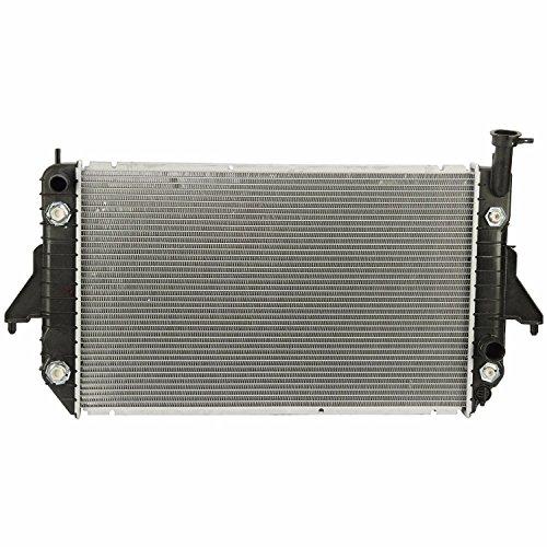 (Klimoto Brand New Radiator fits Chevrolet Astro GMC Safari 1995 4.3L V6 GM3010302 52402674 52458208 52460410 52472302 Q1688 CU1688 RAD1688)